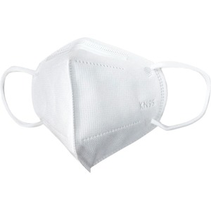 Adesso KN95 Disposable Form Fit Protective Mask - Disposable, Comfortable, Breathable, Snug Fit, Flexible, Earloop Style M