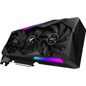 Aorus NVIDIA GeForce RTX 3060 Ti Graphic Card - 8 GB GDDR6 - 1.80 GHz Core - 256 bit Bus Width - DisplayPort - HDMI 8GB GR