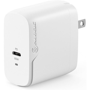 ALOGIC 1X65 Rapid Power 65W GaN Charger - ALOGIC 1X65 Rapid Power 65W GaN Charger -Includes 2m USB-C Charging Cable. CHARGER