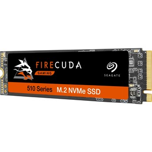 Seagate FireCuda Solid State-Laufwerk - M.2 Intern - 500 GB - PCI Express NVMe (PCI Express NVMe 3.0 x4)