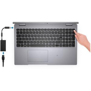 """Dell Precision 3000 3561 15.6"""" Mobile Workstation - Full HD - 1920 x 1080 - Intel Core i7 11th Gen i7-11850H Octa-core (8"""