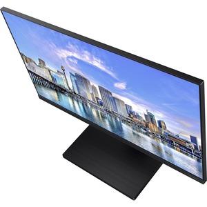Samsung F22T450FQR 55,9 cm (22 Zoll) Full HD LED LCD-Monitor - 16:9 Format - Schwarz - 558,80 mm Class - IPS-Technologie (