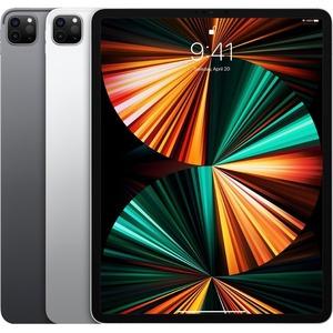 "Apple iPad Pro (5th Generation) Tablet - 12.9"" - M1 Octa-core (8 Core) - 8 GB RAM - 256 GB Storage - iPadOS 14 - Space Gra"