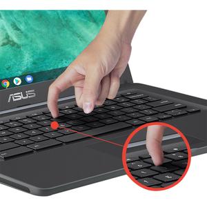 "Asus Chromebook C403 C403NA-FQ0034-3Y 35.6 cm (14"") Chromebook - 1366 x 768 - Intel Celeron N3350 Dual-core (2 Core) 1.10"