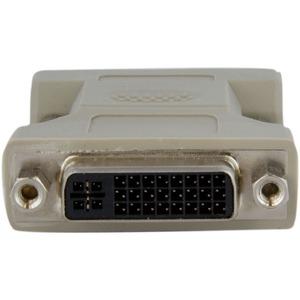 StarTech.com DVI-I auf DVI-D Dual Link Video Adapter - Buchse/Stecker - 1 x DVI-D (Dual-Link) Stecker Digital-Video - 1 x