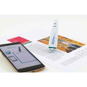 I.R.I.S. Irispen Air 7- Cordless Digital Highlighter - - dpiBluetooth - PC, Mac, Android, iOS SCAN TEXT IOS & ANDROID