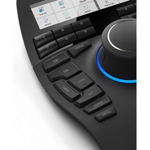 3Dconnexion SpaceMouse Enterprise 3D-Eingabegeräte - USB - 31 Programmable Button(s) - Kabel
