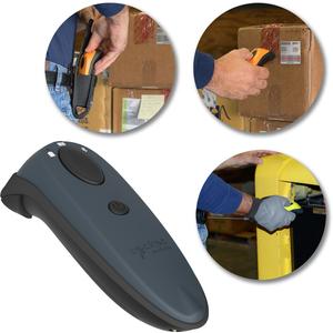 Handheld Scanner de code à barre Socket Mobile DuraScan D730 - Sans fil Connectivité - 1D - Laser - Bluetooth