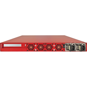 WatchGuard Firebox M4600 with 3-yr Total Security Suite - 8 Port - 10/100/1000Base-T - Gigabit Ethernet - AES (192-bit), 3