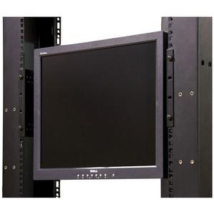StarTech.com Wandhalterung für Monitor, LCD-Display - Schwarz - TAA-konform - Bildschirmgröße: 43,2 cm bis 48,3 cm (19 Zoll)