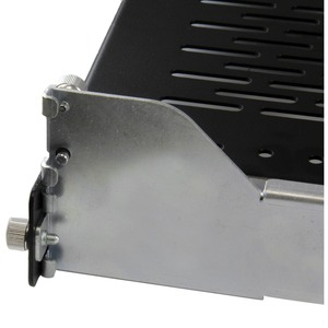 StarTech.com 2U Rackmount Rack-Regal für Server802,64 mm Rack Depth - Schwarz - TAA-konform - 22,68 kg Maximale Gewichtska