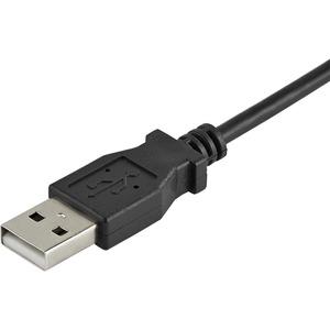 StarTech.com KVM-Konsole - Kabel - TAA-konform - 1 Lokaler Benutzer(n) - WUXGA - 1920 x 1200 Maximale Videoauflösung - 1 x
