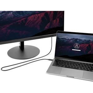 StarTech.com 2 m USB Datentransferkabel für Docking Station, Monitor, Notebook, Drucker, Smartphone, Speichergerät, PC - 1
