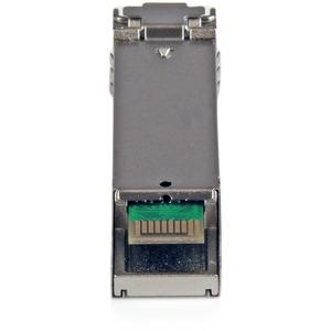 StarTech.com MSA konformes 100 Mbit/s SFP Transceiver Modul - 100BASE-LH - SM LC - 80 Km - 1550nm - für Optisches Netzwerk