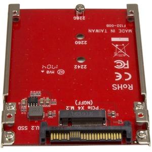 StarTech.com M.2-zu-U.2-Adapter - TAA-konform