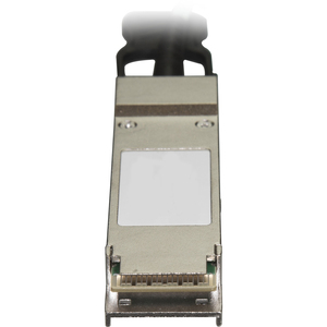 StarTech.com 3 m Glasfaser Netzwerkkabel für Netzwerkgerät, Server, Schalter - 1 - Erster Anschluss: 1 x QSFP+ Stecker Net