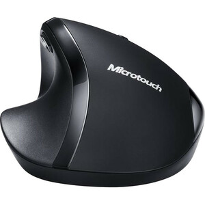 Goldtouch Newtral 3 Medium Black Mouse Wireless, Right Handed - Wireless - Radio Frequency - Black - 1 Pack - 1600 dpi - S