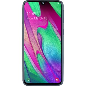 GALAXY A40 EE BLACK DUAL SIM 4G 64GB ANDROID 5.9IN IN
