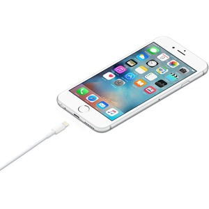 Apple 1 m Lightning/USB Data Transfer Cable for iPhone, iPad, iPod, Computer, Power Adapter, iPad Air, iPad mini, iPad Pro