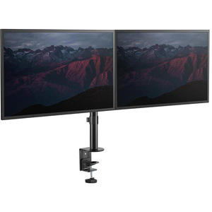 StarTech.com Tischhalterung für Monitor - Schwarz - 2 Unterstützte(r) Display(s)Bildschirmgröße: 81,3 cm (32 Zoll) - max.