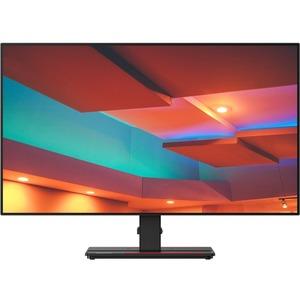 Lenovo ThinkVision P27h-20 68,6 cm (27 Zoll) WQHD WLED LCD-Monitor - 16:9 Format - Schwarz - 685,80 mm Class - IPS-Technol