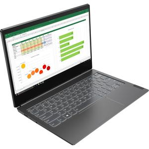 "Lenovo ThinkBook Plus 20TG004SUS 13.3"" Notebook - Full HD - 1920 x 1080 - Intel Core i7 (10th Gen) i7-10510U Quad-core (4"