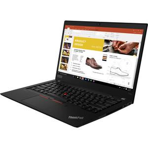 "Lenovo ThinkPad T14s Gen 1 20T0002LUS 14"" Touchscreen Notebook - Full HD - 1920 x 1080 - Intel Core i7 (10th Gen) i7-10510"