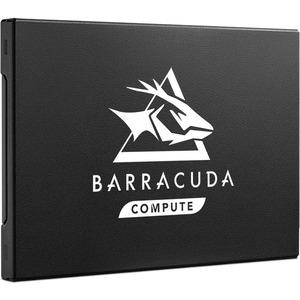 "Seagate BarraCuda Solid State-Laufwerk - 2,5"" Intern - 960 GB - SATA (SATA/600) - Notebook, Desktop-PC, Workstation Unters"