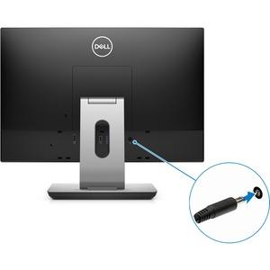 All-in-One-PC Dell OptiPlex 3000 3280 - Intel Core i5 10. Generation i5-10500T Hexa-Core 2,30 GHz Prozessor - 8 GB RAM DDR
