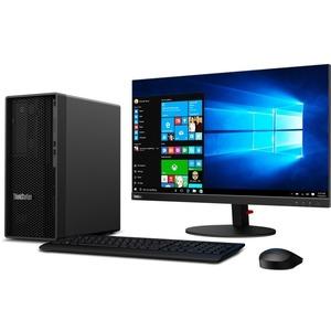 Lenovo ThinkStation P340 30DH00JMUS Workstation - 1 x Intel Deca-core (10 Core) i9-10900 2.80 GHz - 16 GB DDR4 SDRAM RAM -