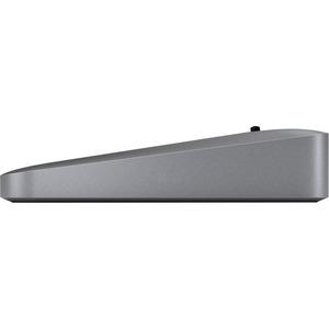 Brydge Stone II USB-C Multiport Hub for Windows & MacOS - for Notebook/Desktop PC - USB 3.1 Type C - 5 x USB Ports - USB T