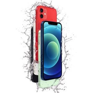 "Apple iPhone 12 128 GB Smartphone - 15.5 cm (6.1"") OLED Full HD Plus - Hexa-core (6 Core) - 4 GB RAM - iOS 14 - 5G - Black"