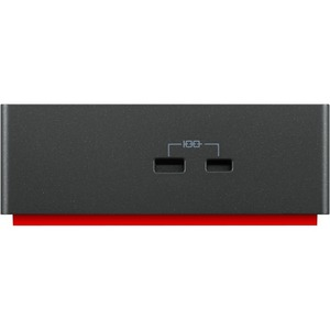 Lenovo ThinkPad Universal USB-C Dock - for Notebook - 135 W - USB Type C - 3 Displays Supported - 3840 x 2160 - 6 x USB Po