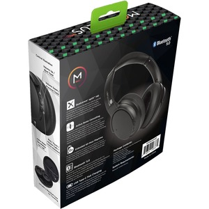 Morpheus 360 Synergy HD Wireless Noise Cancelling Headphones - Bluetooth Headset with Microphone - HP9550HD - Qualcomm® ap
