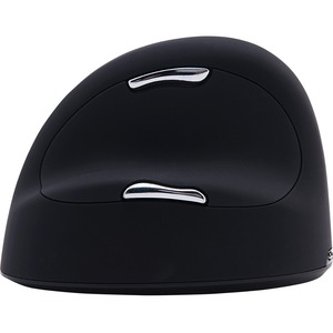 Souris R-Go HE - Fréquence radio - USB 2.0 - 5 Bouton(s) - Sans fil - 2,40 GHz - 2500 dpi - Roulettes avec frein - Large T