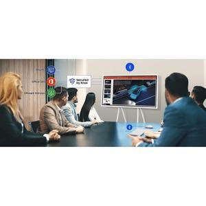 Samsung WM55R, 139,7 cm (55 Zoll), LED, 3840 x 2160 Pixel, 350 cd/m², 4K Ultra HD, 8 ms - Samsung WM55R. Bildschirmdiagona
