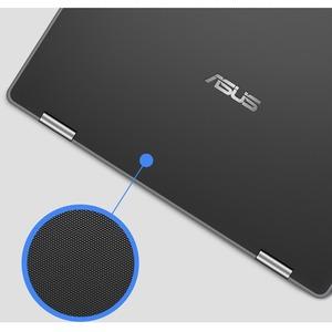 """Asus Chromebook Flip C214 C214MA-BU0282-3Y 29.5 cm (11.6"""") Chromebook - HD - 1366 x 768 - Intel Celeron N4020 - 4 GB RAM -"""
