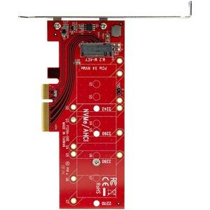 StarTech.com x4 PCI Express zu M.2 PCIe SSD Adapter - M.2 NGFF SSD (NVMe oder AHCI) Adapter