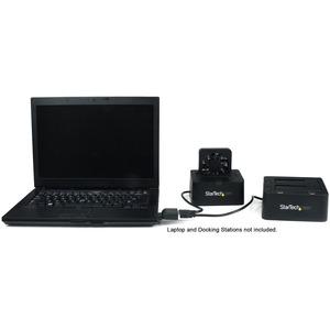 StarTech.com USB Adapter - ExpressCard/34 - Plug-in-Modul - Blau - TAA-konform - 2 Total USB Port(s) - 2 USB 3.0 Port(s) - PC