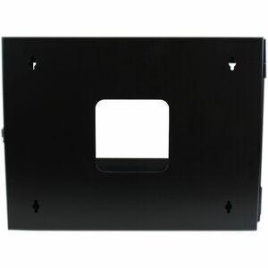 StarTech.com 6U Wandmontierbar Offene Ausführung Rackrahmen für LAN-Schalter, Patchfeld, Server, A/V-Geräte - 4 Post - 482