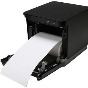 Star Micronics mC-Print3 MCP31L BK US Desktop Direct Thermal Printer - Monochrome - Receipt Print - Ethernet - USB - With