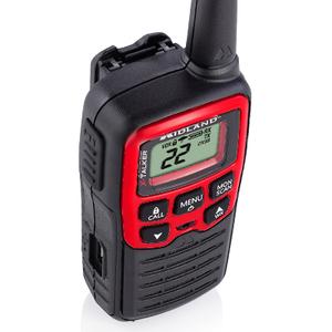 Midland X-TALKER T31VP Walkie Talkie - 22 Radio Channels - Upto 137280 ft - 38 Total Privacy Codes - Auto Squelch, Keypad
