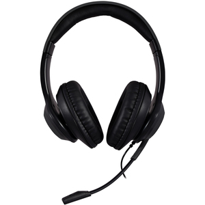 V7 Premium HC701 Wired Over-the-head Stereo Headset - Grey - Binaural - Circumaural - 32 Ohm - 20 Hz to 20 kHz - 150 cm Ca
