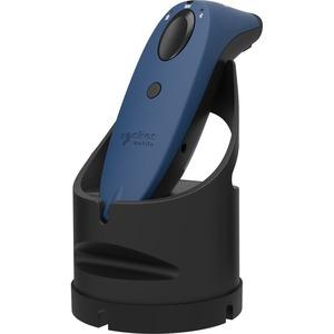 Handheld Scanner de code à barre Socket Mobile SocketScan S740 - Bleu - Sans fil Connectivité - 495 mm Distance de lecture