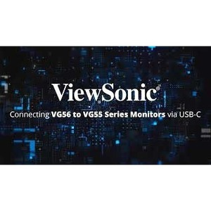 """Viewsonic VG1655 15.6"""" Full HD LED LCD Monitor - 16:9 - Silver - 16"""" Class - In-plane Switching (IPS) Technology - 1920 x"""