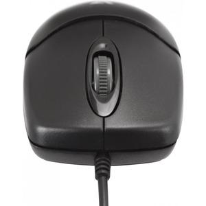V7 CKU700 Tastatur & Maus - USB QWERTZ, Schwarz - Maus, Optische, USB, Schwarz (Windows