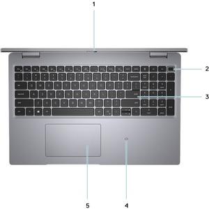 """Dell Latitude 5000 5520 15.6"""" Notebook - Full HD - 1920 x 1080 - Intel Core i5 (11th Gen) i5-1145G7 Quad-core (4 Core) 2.6"""