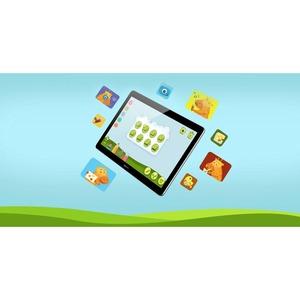 Huawei MediaPad T3 10 Tablet - 24,4 cm (9,6 Zoll) HD 720 - Quad-Core 1,40 GHz - 3 GB RAM - 32 GB - Android 7.0 Nougat - Gr