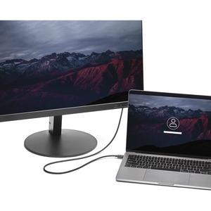 StarTech.com 1 m DisplayPort/Thunderbolt 3 AV-Kabel für Audio-/Video-Gerät, Monitor, Projektor, MacBook, Chromebook, HDTV,