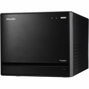Shuttle XPC cube SZ270R8 Barebone System - Mini PC - Socket H4 LGA-1151 - Intel Z270 Chip - 64 GB DDR4 SDRAM DDR4-2133/PC4